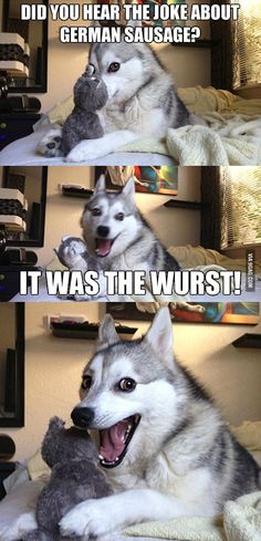 Bad word jokes. Me like.
