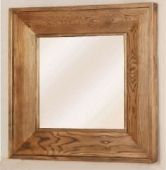 this could be done DIY easily! head to the flea market, snag a mirror, have it cut to my size, then buy some trim and stain! :) Way cheaper then this. Walnut Furniture, Cool Furniture, Bedroom Furniture, Mirrors, Brooklyn, Collections, Cool Stuff, Create, Diy