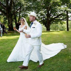 Casamento Guy Ritchie e Jacqui Ainsley