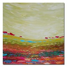 """Hand-painted Abstract Oil Painting with Stretched Frame 24"""" x 24"""" - See more at: http://www.homelava.com/en-hand-painted-abstract-oil-painting-with-stretched-frame-24-quot-x-24-quot-nbsp-p10624.htm#sthash.qkxbpOMv.dpuf"""