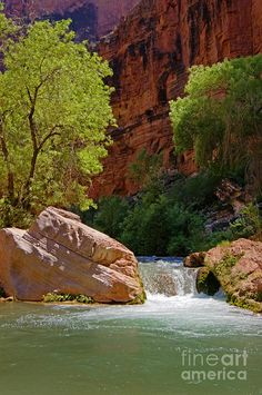✯ Havasu Creek - Grand Canyon
