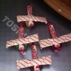 Candy #Airplanes #jsiglobal