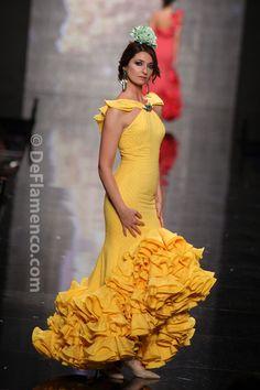 Fotografías Moda Flamenca - Simof 2014 - Sara de Benitez 'Flamên a portet' Simof 2014 - Foto 12
