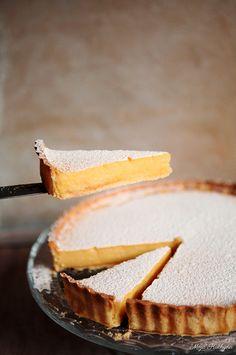 Moja kuchyňa: Tarte au citron Cheesecake, Pie, Desserts, Food, Lemon Tarts, Torte, Tailgate Desserts, Cheese Cakes, Fruit Tarts