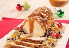 47 receitas de lombo para surpreender na ceia de Natal