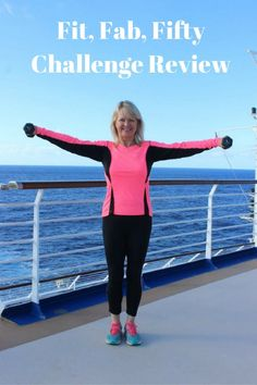 Fit, Fab and 50 Challenge Review - Lifestyle Fifty