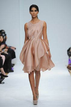 Leanne Marshall - Mercedes-Benz Fashion Week Fall 2014