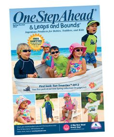 Our new 2012 Spring collection is all about outdoor safety, fun, and ease!