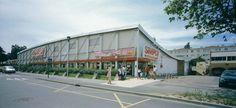 Du supermarché à l'hypermarché, Claude Parent trente ans après