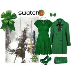 Vintage Green Swatch