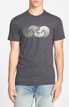 Men's RVCA 'Horizon' Crewneck T-Shirt
