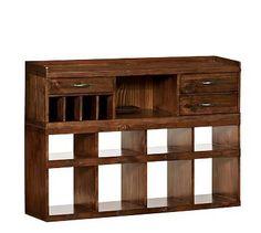 Olivia 2-Piece Bench & Organizer Set #potterybarn