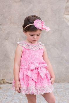 Vestido niña Dolce Petit