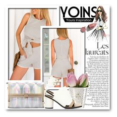 """""""YOINS 3"""" by fashionmonsters ❤ liked on Polyvore featuring Chanel, yoins, yoinscollection and loveyoins"""