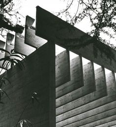 The Nordic pavillion at the Venice Biennale finished in 1962 | SVERRE FEHN