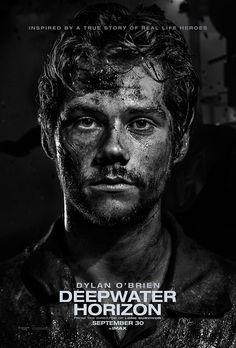 Dylan O'Brien stars in #DeepwaterHorizon – In theaters September 30.