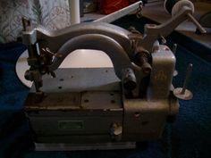 Posch sewing machine