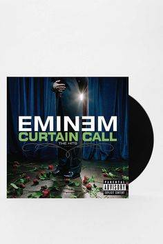 Eminem - Curtain Call: The Hits 2XLP - Urban Outfitters