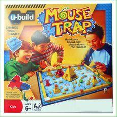 U Build Mouse Trap Game - Green Ant Toys http://www.greenanttoys.com.au/shop-online/games/u-build-mouse-trap-game/
