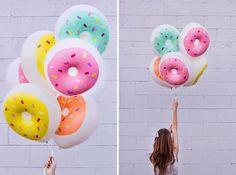 23 ideas sobre decoración con globos para un cumpleaños