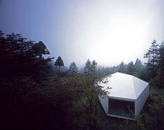 "Villa Gallery in Karuizawa by Makoto Yamaguchi Design ""Location: Karuizawa, Nagano, Japan"" 2013"