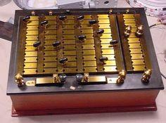 Antique resistor box