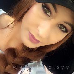 Alicia Ventimiglia  Instagram @aliciaisis77 | Makeup Artist | Cutcrease  #makeup