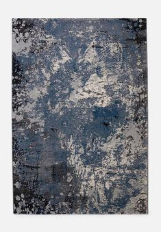 Fotakis - Distressed cambridge rug - grey