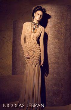 nicolas jebran haute couture 2012 -