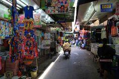 5 Markets in Bangkok, Thailand #travel #bangkok #asia