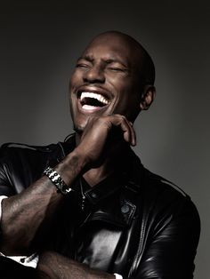 Tyrese - The most beautiful smile of all goes to Tyrese.