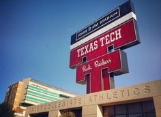 The most beautiful campus in the world. #wreckemtech #redraiders #kendrascott #teamKS
