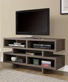 Take a look at this Dark Taupe Media Console today!