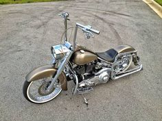 1995 Harley Davidson flstc heritage softail show quality gangster!