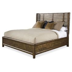 A.R.T. Furniture 212147-2016 California King Shelter Bed