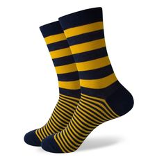 Item Type: SockGender: MenBrand Name: Match-UpModel Number: customize styleThickness: StandardSock Type: CasualMaterial: Spandex,Cotton,Polyesteris_customized: Yellow Stripes, Yellow Black, Funky Socks For Men, Groomsmen Socks, Yellow Socks, Crazy Socks, Novelty Socks, Striped Socks, Colorful Socks