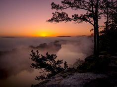 Arkansas sunset  Photographer: Photo by Tim Ernst