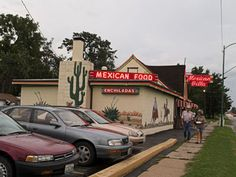 Mexican Villa, National, Springfield, MO
