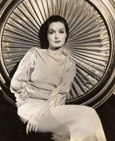 Gail Patrick, 1936. @designerwallace