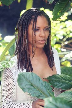 i think my locs would look like this