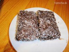 Kokosové ježe (fotorecept) - Recept