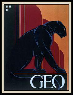The Pictorial Arts: Neo-Deco