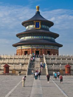 Temple of Heaven, Bejing, China