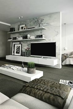 TV-wall-decor-ideas-25.jpg (500×750)