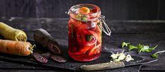 Salsa, Jar, Vegetables, Food, Essen, Vegetable Recipes, Salsa Music, Meals, Yemek