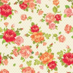 Papel de Parede Floral 1402