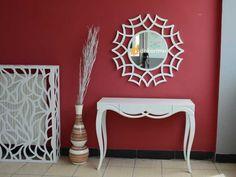 Summer Color Palettes, Dressing Table Design, Tableau Design, Diy Mirror, Frame Crafts, Diy Room Decor, Home Decor, Decoration, Console Table