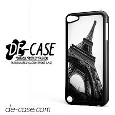 Paris Eiffel Tower DEAL-8468 Apple Phonecase Cover For Ipod Touch 5