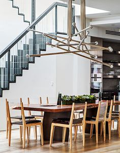 Contemporary NYC loft with impeccable design
