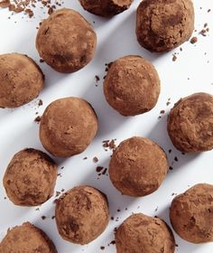 These delicious little bites require just 4 ingredients—and don't require an oven. Get the recipe for No-Bake Nutella Truffles.
